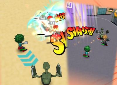 僕のヒーローアカデミア スマッシュタップ ゲームシステム1